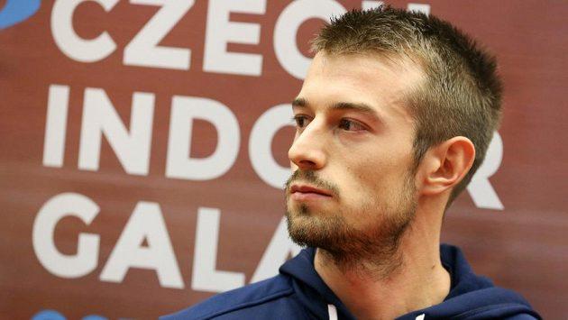 Zdeněk Stromšík vyhlíží úterní mítink Czech Indoor Gala v Ostravě.