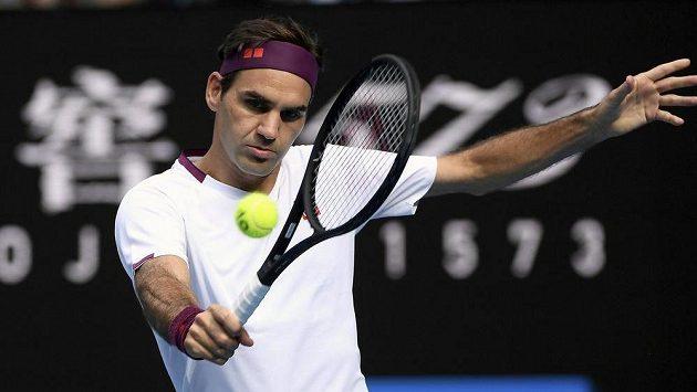 Roger Federer bude hrát na antuce v Madridu
