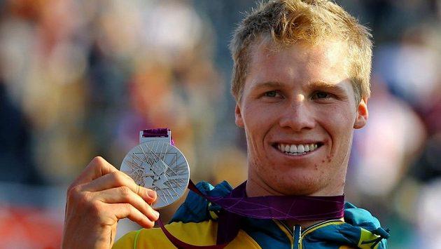 Dvojnásobný mistr světa a stříbrný olympijský medailista v bikrosu Sam Willoughby.