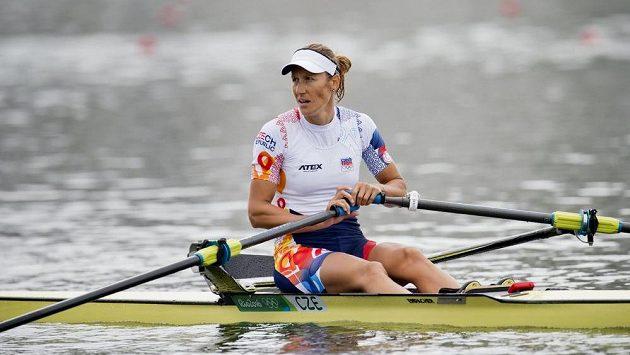 Miroslava Knapková Topinková na finále nedosáhla.