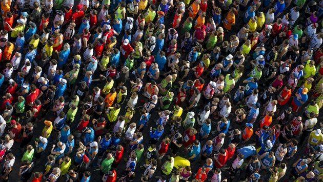 Češi sport vyhledávají, běhání mezi hodně oblíbené.