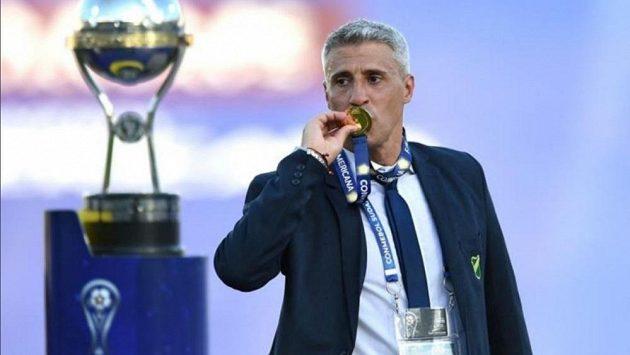 Hernán Crespo se stal trenérem FC Sao Paulo