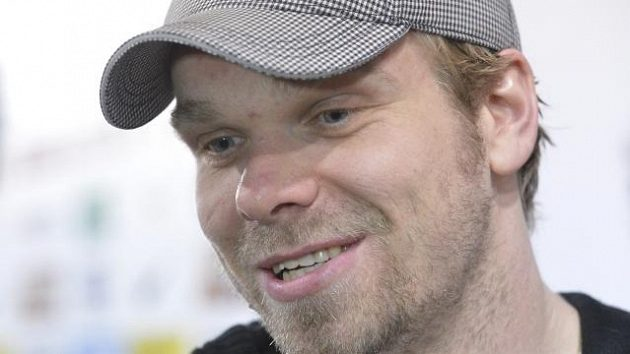 Hokejista Milan Michálek