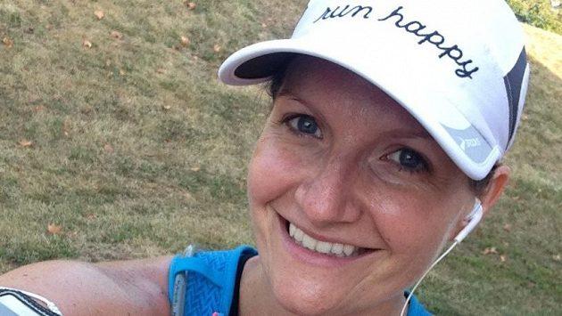 Jessica Skarzynskiová našla smysl života v běhání.