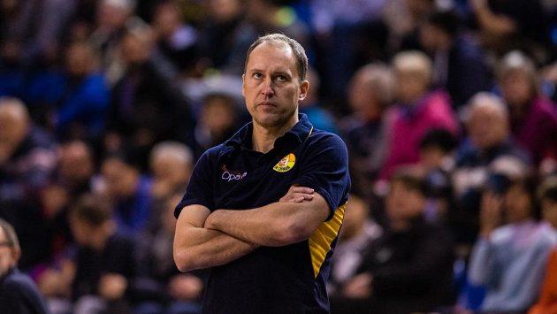 Opavské basketbalisty povede také v této sezóně Petr Czudek.