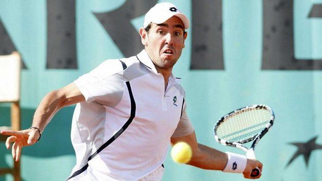 Americký tenista Wayne Odesnik opakovaně porušil dopingová pravidla.
