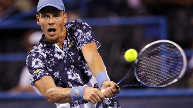 Tomáš Berdych je šestým nasazeným letošního US Open.