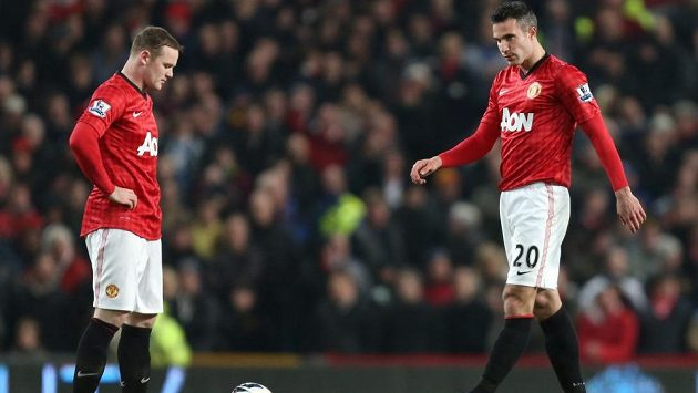 Opustí Wayne Rooney (vlevo) Old Trafford?