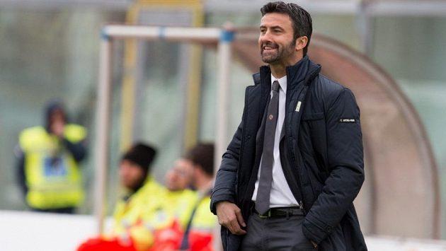 Jedním z trenérů, který by mohl od nové sezóny vést fotbalovou Spartu, je bývalý italský reprezentant Christian Panucci.