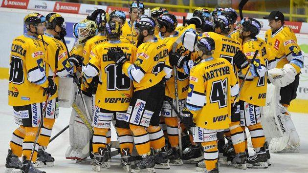 Hokejisté Litvínova si z Vídně přivezli výhru 4:3. Udělají doma druhý krok k postupu do osmifinále play off Ligy mistrů?