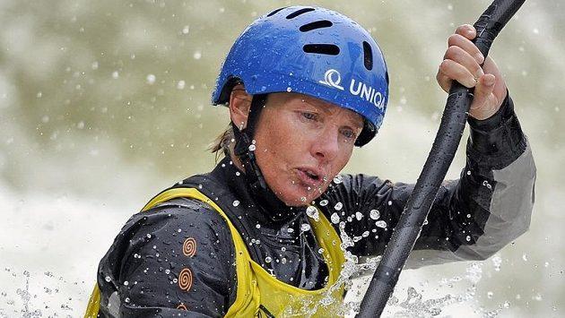 Štěpánka Hilgertová se opět představí na olympiádě.