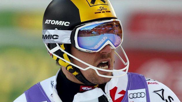 Rakušan Marcel Hirscher ovládl slalom v italské Santa Caterině.