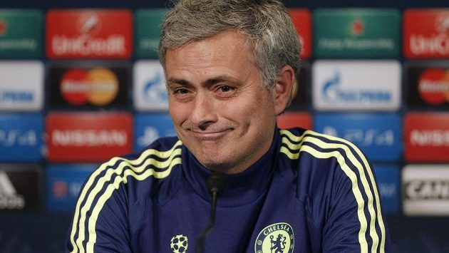 Trenér Chelsea José Mourinho