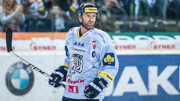 Kapitán Liberce Petr Nedvěd se vrátil do sestavy Bílých Tygrů po dvouzápasové pauze způsobené zraněním.