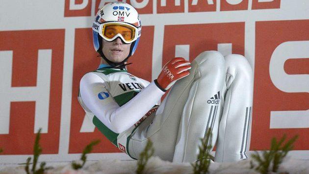 Norský skokan na lyžích Daniel-André Tande (ilustrační foto).