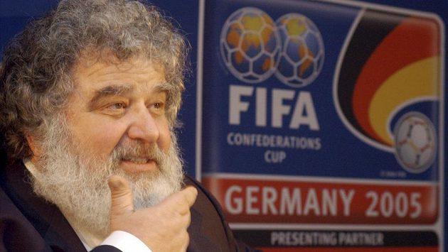 Bývalý člen výkonného výboru FIFA Chuck Blazer