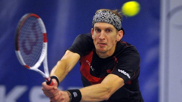 Finský tenista Jarkko Nieminen pomohl Prostějovu k extraligovému titulu.