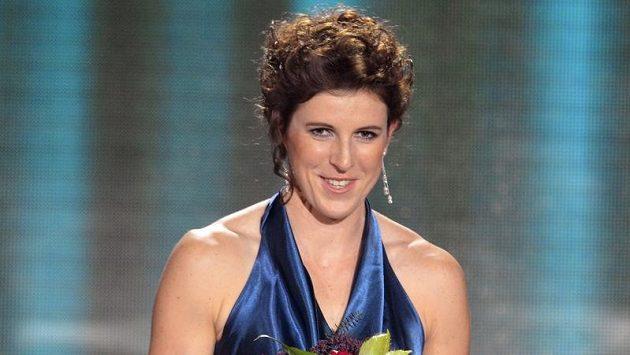 Zuzana Hejnová, bronzová medailistka z OH v Londýně na 400 m překážek