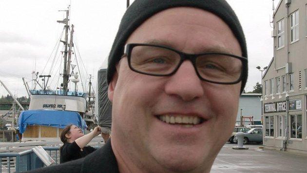 Mitch Wilson na fotografii z facebookové stránky založené na boj proti amyotrofické laterální skleróze (facebook.com/MitchWillsonALS).