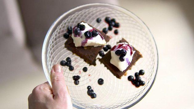 Fitness brownies bez lepku a cukru a bez výčitek.