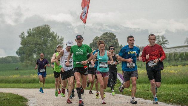Ženevský maratón - samozřejmostí jsou služby zkušených vodičů.