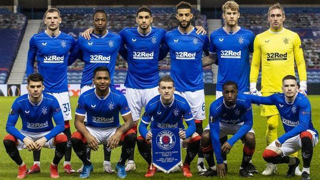 Soupeř Slavie v Evropské lize Rangers FC