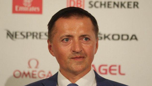 Developer Petr Dědek má zájem o pardubický hokejový klub.