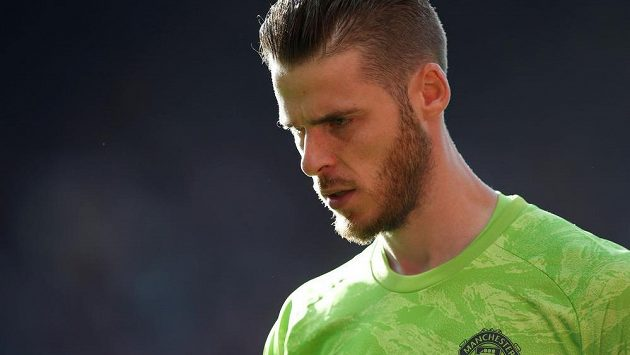 Španělský brankář David De Gea bude i nadále působit v Manchesteru United.