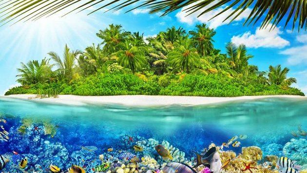 Mít svůj vlastní krásný ostrov? A vydělat na něj za čtyři vteřiny? Sen!
