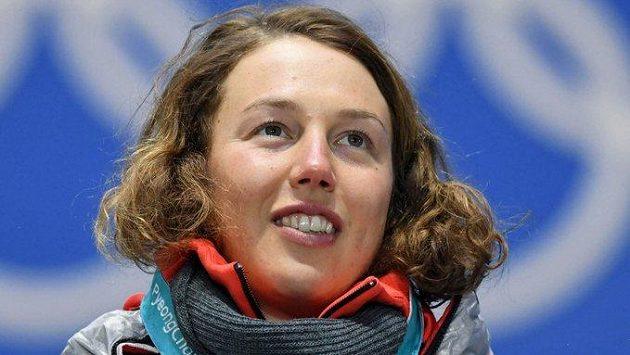 Laura Dahlmeierová.