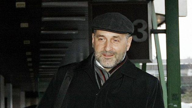 Předseda představenstva a majitel fotbalového klubu FC Viktoria Plzeň Tomáš Paclík.