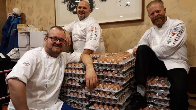 Norové chystají vaječné hody na OH.