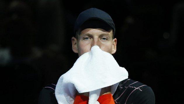 Tomáš Berdych ví, že pokud chce postoupit, s největší pravděpodobností bude muset porazit Marina Čiliče i Novaka Djokoviče.
