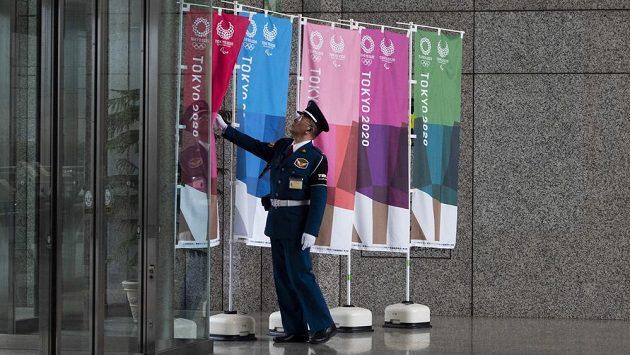 Olympijské Tokio žije v nejistotě.