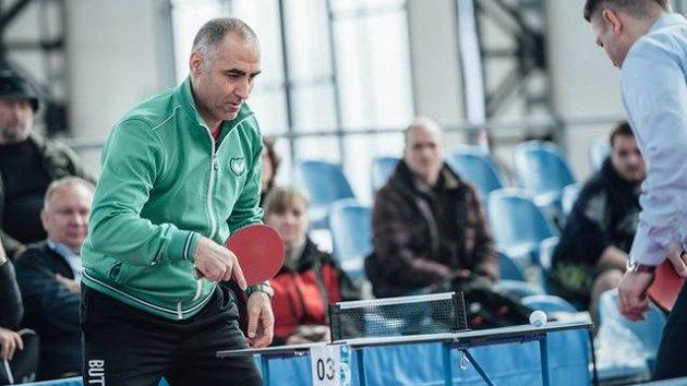Světový festival v minipingpongu vyhrál v Ostravě Petr Korbel