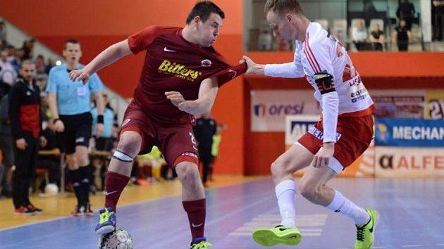 Futsalisté Sparty vyřadili v play off Slavii a následně i Plzeň, mohou se tak těšit na boje o titul s Chrudimí.