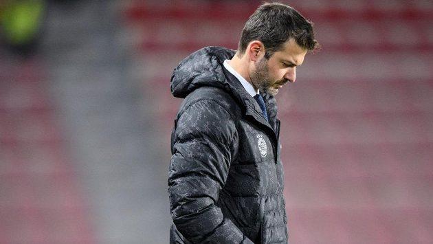 Trenér Andrea Stramaccioni se nejspíš angažmá v Udine nedočká.