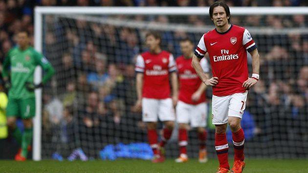 Tomáš Rosický věří v úspěch Arsenalu.