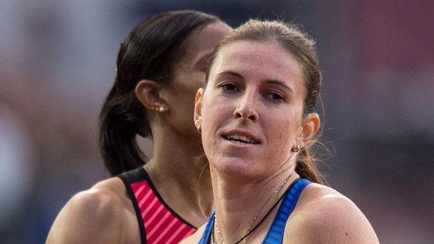 Běžkyně Zuzana Hejnová na archivním snímku.
