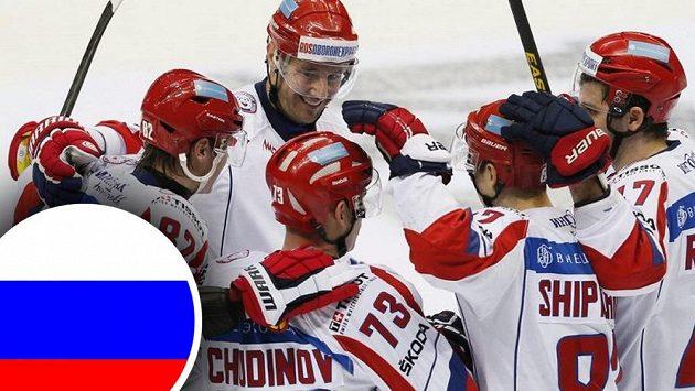 Rusové v Praze obhajují zlaté medaile z Minsku. Udrží pozici nejlepšího týmu na světě?