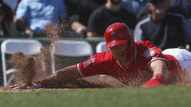Americký baseballista Mike Trout má na dosah největší smlouvu v historii profesionálního sportu.