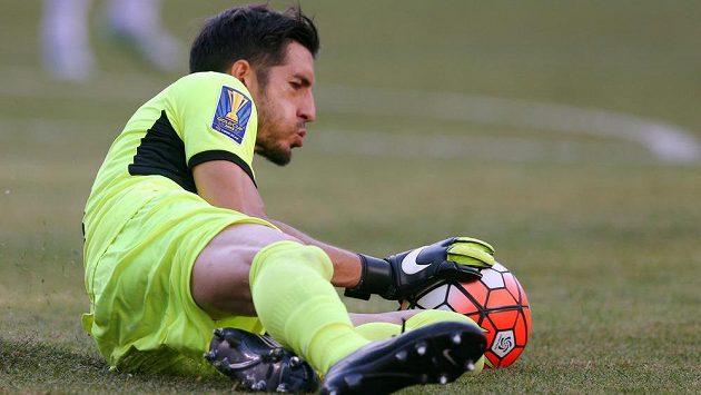 Brankář Panamy Jaime Penedo nezasáhne do zápasu o bronzové medaile na letošním mistrovství Severní a střední Ameriky.