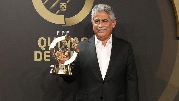 Suspendovaný šéf Benficy Lisabon Luís Felipe Vieira.
