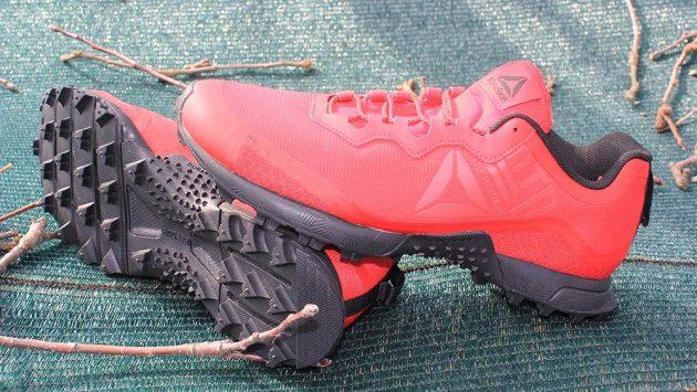TEST  Trailové boty Reebok All Terrain Craze ‒ univerzální aligátoři ... 755b3f4c0f