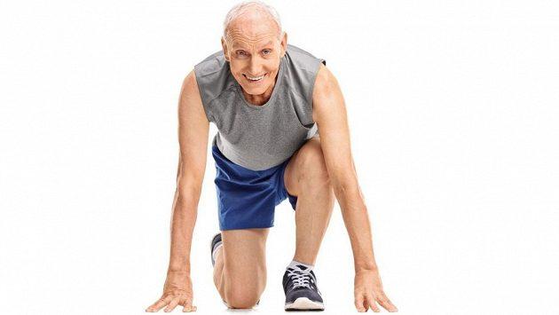 Se stářím můžeme klidně vyběhnout.