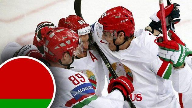 Hokejisté Běloruska zatím na MS nepřekročili práh čtvrtfinále.