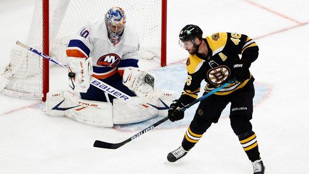 Hokejový útočník David Krejčí končí v NHL.