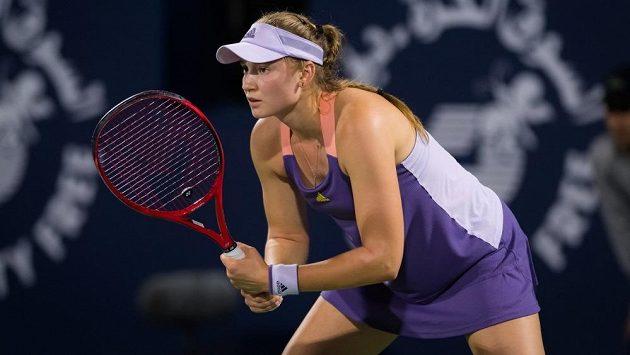 Jelena Rybakinová.
