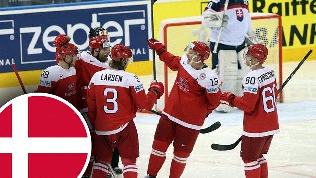 Dánové jsou sice hokejovým trpaslíkem, umějí ale potrápit i elitní týmy. Češi by mohli vyprávět...