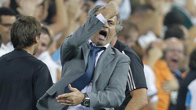 Mourinha rozčílil španělský žurnalista.